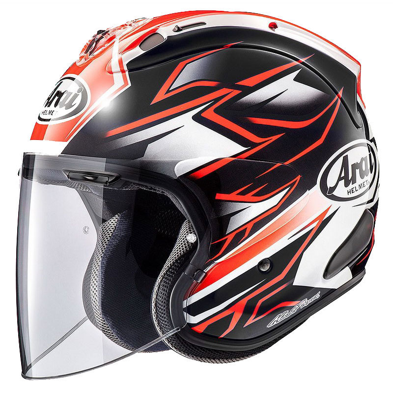 Pamper your Helmet