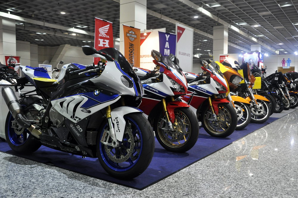 A Guide to Different Types of Motorcycles